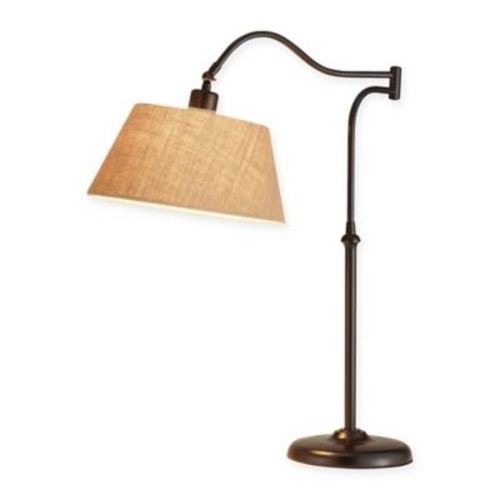 Adesso Rodeo Table Lamp in Bronze