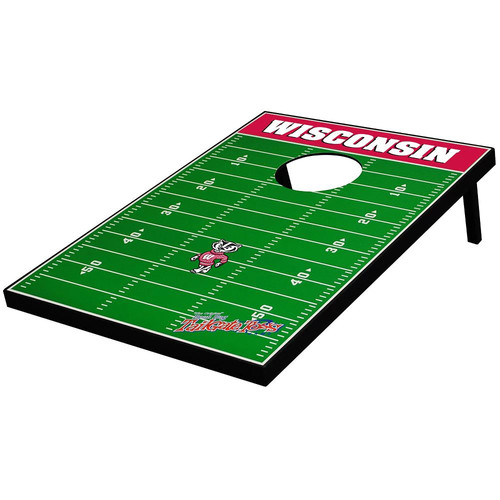 Wisconsin Badgers Tailgate Toss Beanbag Game