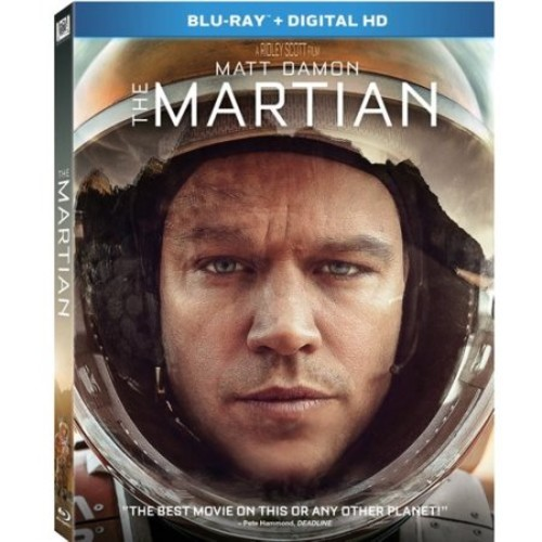 20th Century Fox Home Entertainment The Martian (Blu-ray)