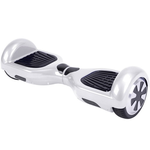 MotoTec Hoverboard Scooter 36v 6.5in White