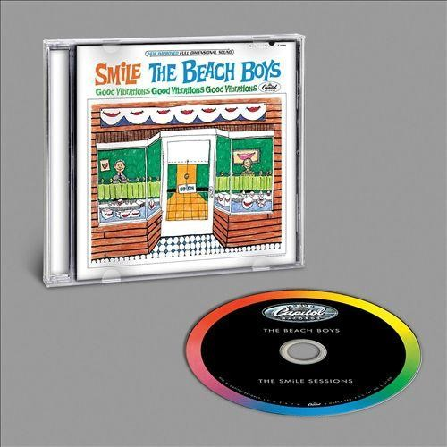 The SMiLE Sessions [CD]