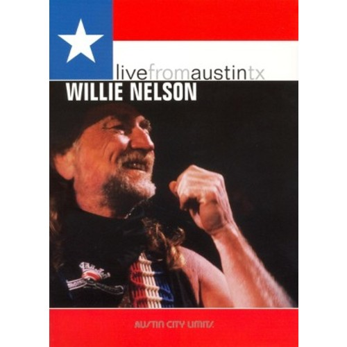Live From Austin TX: Willie Nelson DTS/2