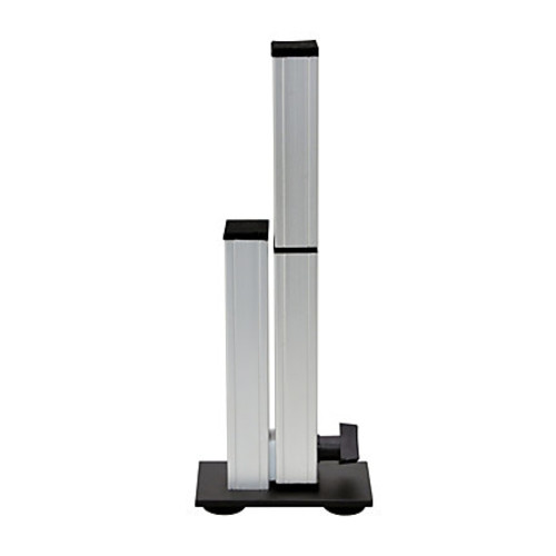 Ergo Desktop Stabilization Leg For Kangaroo Adjustable-Height Desks, 16 1/2