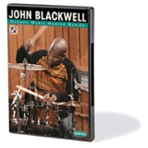 John Blackwell: Music Master [DVD] [2008]