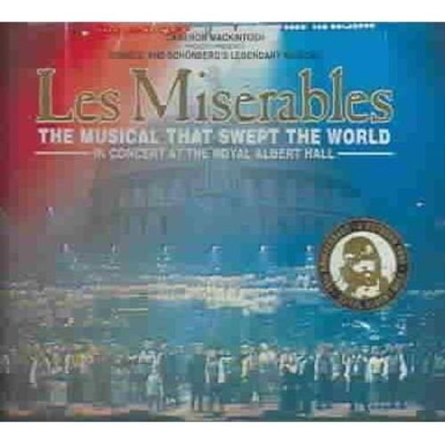 Original cast - Les miserables (Ocr) 10th anniversary (CD)
