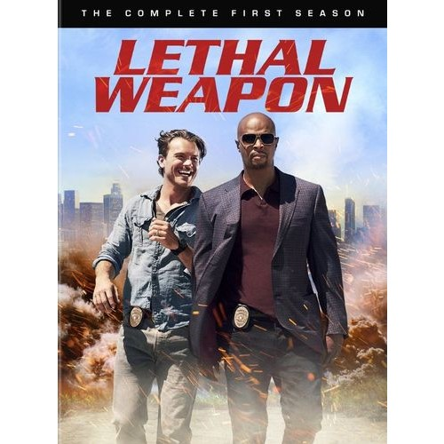 Lethal Weapon: The Complete First Season [4 Discs] [DVD]