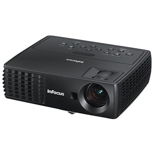 InFocus 3D Ready DLP Projector - 720p - HDTV - 16:10