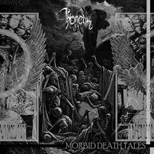 Throneum - Morbid Death Tales (CD)