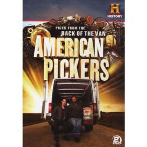 American Pickers: Picks from the Back of the Van [2 Discs]