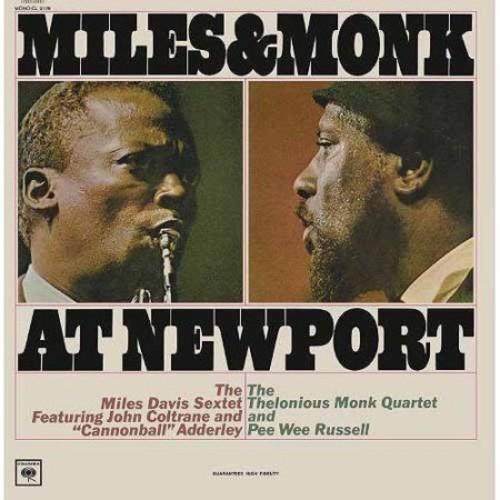 Miles & Monk/Davis, Mile