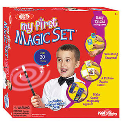 POOF-Slinky Poof Products - Slinky SLT0C486 My First Magic Kit Ideal