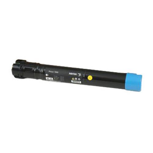 Xerox 7800 (106R01566) Cyan Compatible High Capacity Laser Toner Cartridge