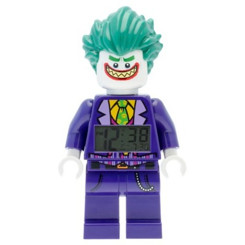 LEGO Batman Movie Joker Alarm Clock
