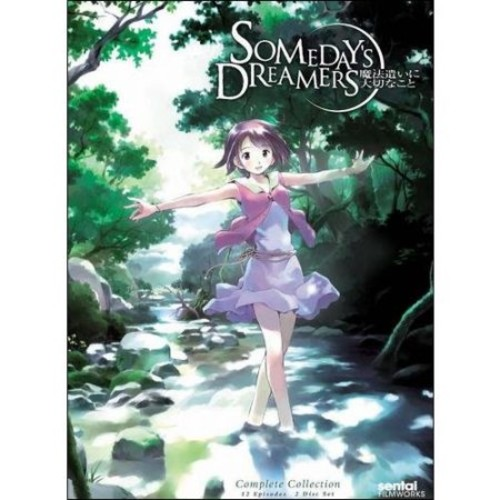 Someday's Dreamers: Complete Collection [2 Discs] [DVD]