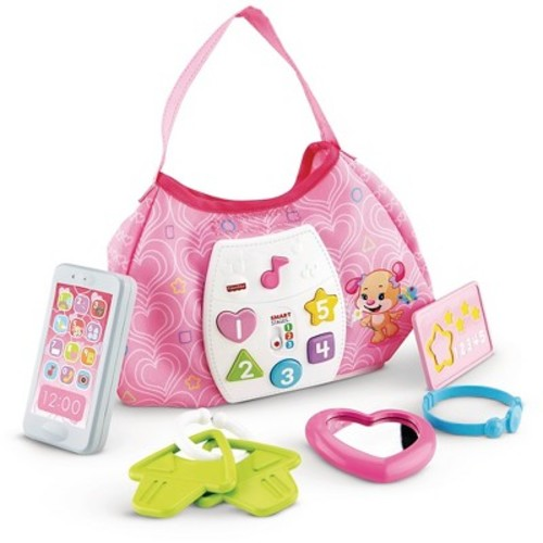 Fisher-Price Laugh and Learn Sis Smart Stages Purse