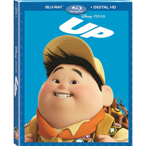 Disney Pixar Up Blu-Ray Combo Pack (Blu-Ray/Digital HD)
