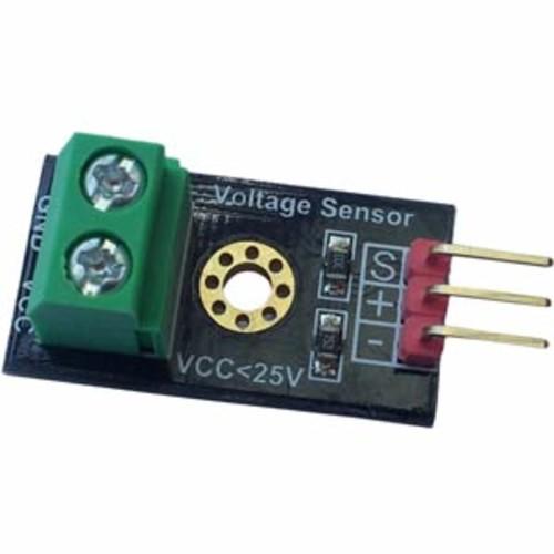 OSEPP Voltage 0.0245V to 25V. Sensor