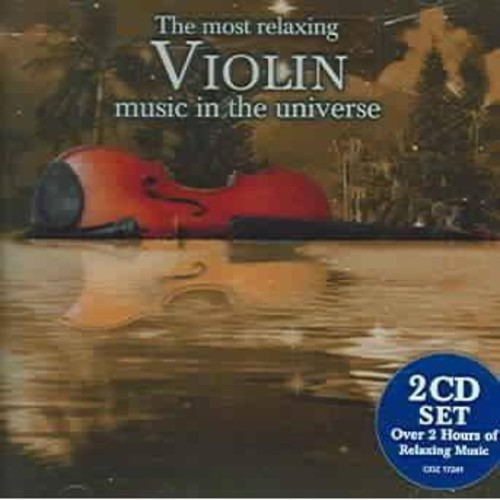 Various - Most relaxing violin in the universe (CD)
