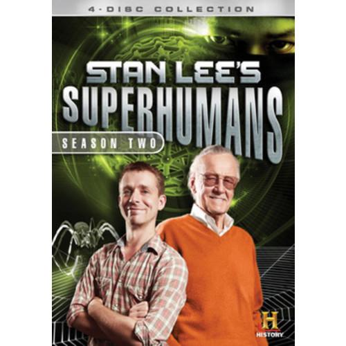Stan Lee: Superhumans - Season Two