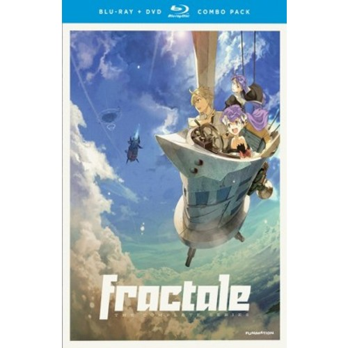 Fractale: The Complete Series [4 Discs] [Limited Edition] [Blu-ray/DVD]