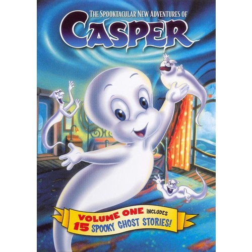The Spooktacular New Adventures of Casper, Vol. 1 [DVD]