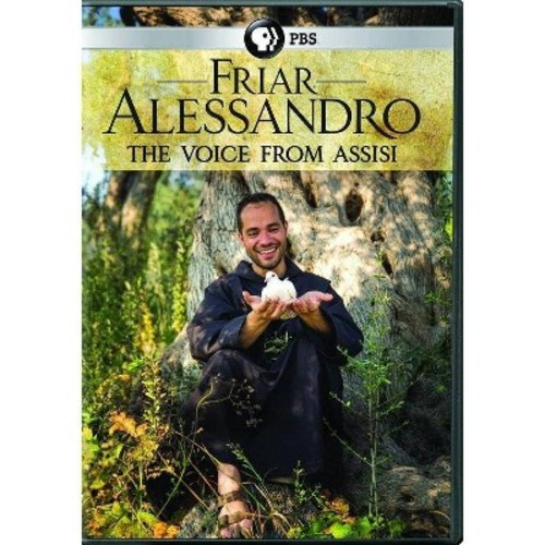 Friar Alessandro: The Voice From Assisi [DVD]