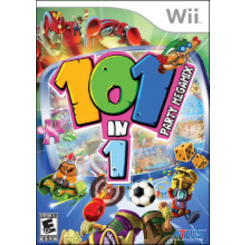 101 in 1 Party Megamix [Pre-Owned]