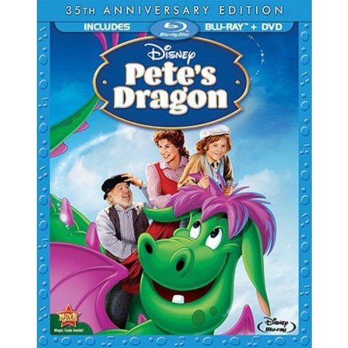 Pete's Dragon (35th Anniversary Edition) (Blu-ray Disc)