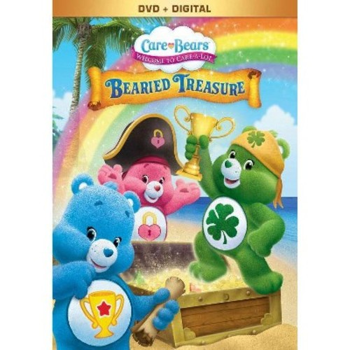 Care Bears: Bearied Treasure (DVD)