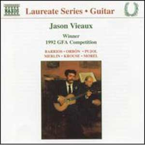 Jason Vieaux (Audio CD)