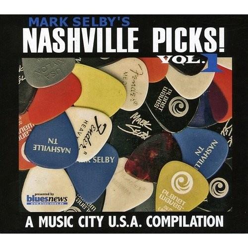 Nashville Picks!, Vol. 1 [CD]