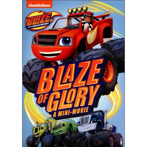 Blaze and the Monster Machines: Blaze of Glory [DVD] [2014]