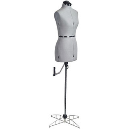 Singer Adjustable Small/Medium Blue Professional Dress Form