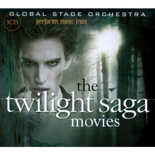 Global Stage Orchestra - The Twilight Saga Movies [Audio CD]