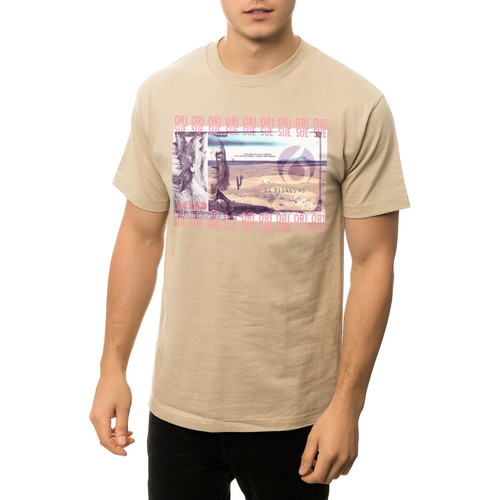 The Death Valley Tee in Sand