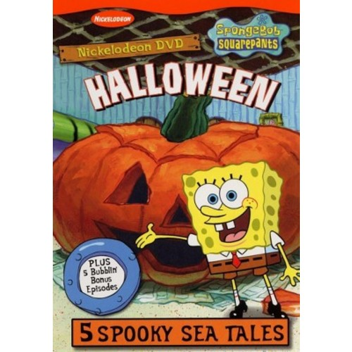 SpongeBob SquarePants: Halloween (dvd_video)