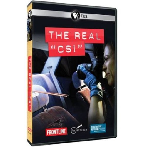 The Frontline: The Real CSI [DVD] [2012]
