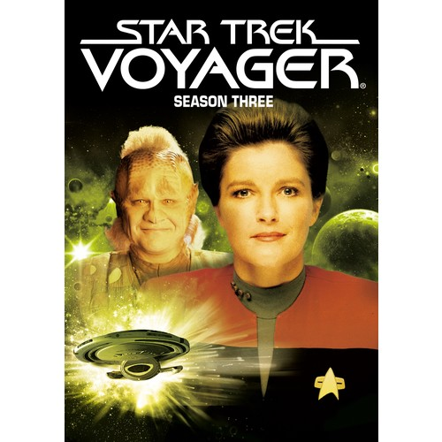 Star Trek: Voyager - Season Three [7 Discs] [DVD]