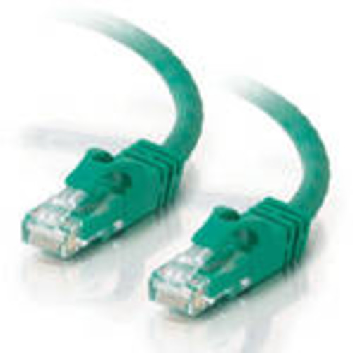 5' (1.52m) Cat6 Snagless Patch Cable (Green)