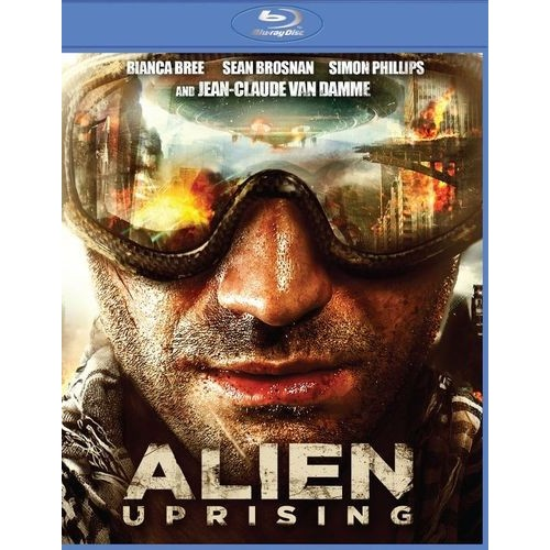 Alien Uprising [DVD] [2012]