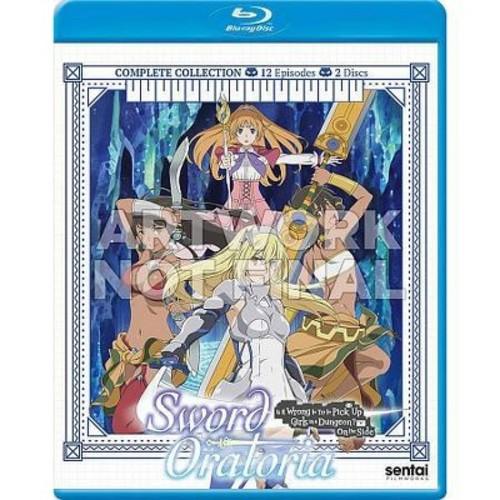 Sword Oratoria:Complete Collection (Blu-ray)