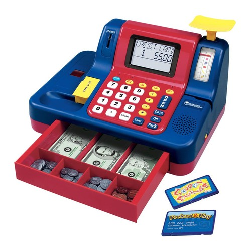 Teaching Cash Register from Learning Resources