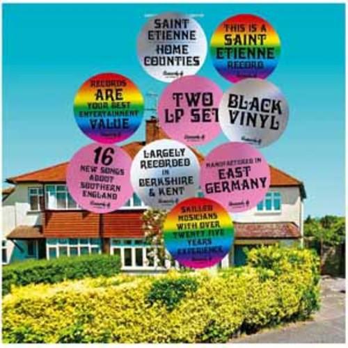 Saint Etienne - Home Counties [Audio CD]