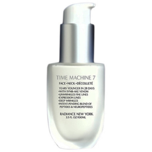 Radiance NY Time Machine 7 LUXE Skin Caviar and SYN-AKE Anti-aging Cream