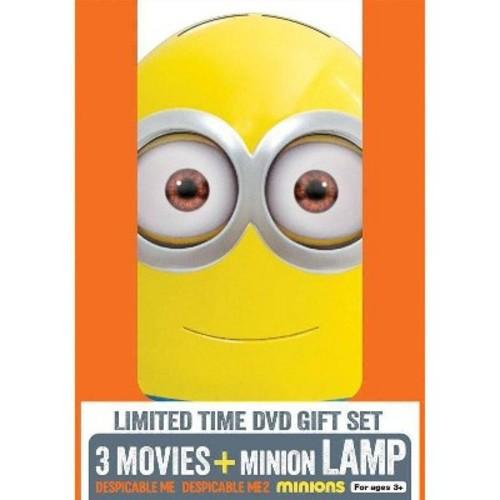 Despicable Me 3 Movie Collection (DVD)