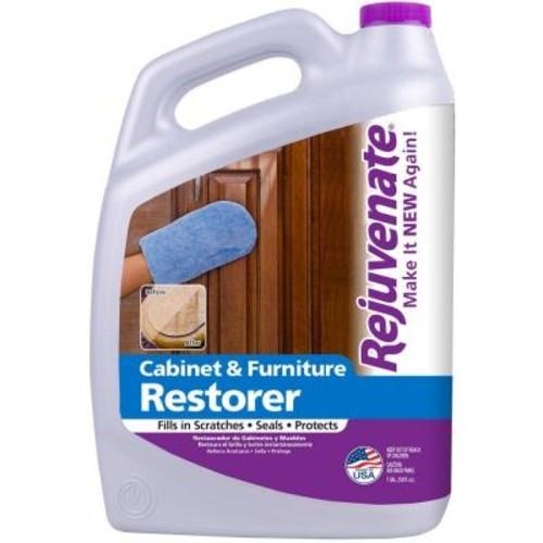 Rejuvenate 128 oz. Cabinet and Furniture Restorer and Protectant