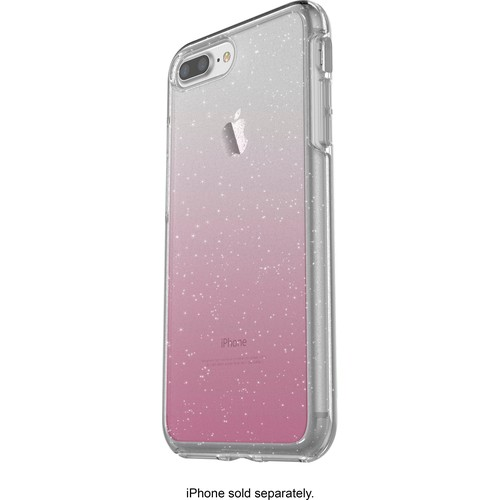OtterBox - Symmetry Series Clear Graphics Case for Apple iPhone 7 Plus - Hello ombre