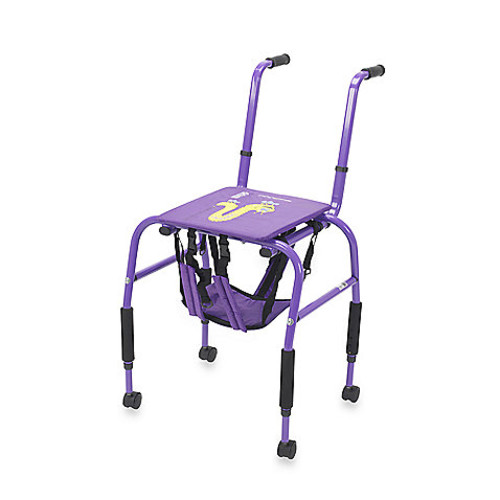 Drive Medical Wenzelite Small CrawlAbout Crawl Trainer in Purple