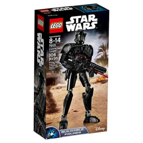 LEGO Star Wars Constraction 75121 Imperial Death Trooper