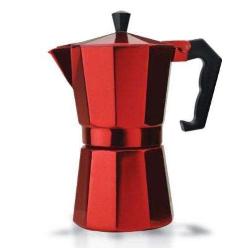 Primula 6 Cup Aluminum Stovetop Espresso Maker
